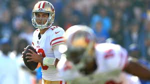 49ers Depth Chart 2019 Jimmy Garoppolo Gets A Boost From