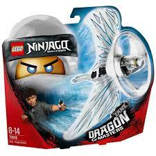Lego Ninjago Cơn lốc xoáy Rồng (70644-70648)