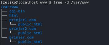 how to setup apache virtual hosts on