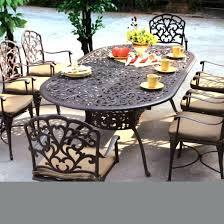 wrought iron patio furniture outside patio dining sets 7 piece wrought iron patio dining set white patio furniture clearance 8 piece outdoor dining set