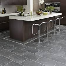 kitchen flooring sheet vinyl plank gray tile floor marble look