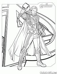 Small Picture Coloring Pages Coloring Page Hawkeye Easy Hawkeye Coloring Pages
