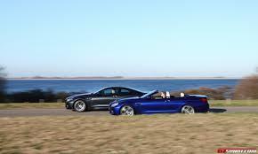 BMW 5 Series bmw m6 vs maserati granturismo : GTSpirit: 2012 BMW M6 Coupe vs BMW M6 Convertible