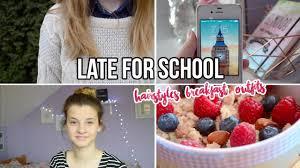 Neskoro Do školy Rýchle účesy Raňajky A Outfity With Loop Control Youtube For Musicians