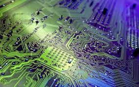 Printed Circuit Board Electronics Green Cpu Technology