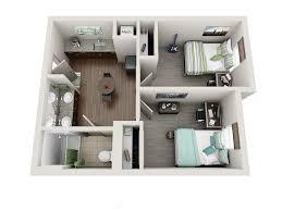 2 bedroom suite. 2 bedroom suite