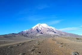 volcán chimborazo el taita chimborazo