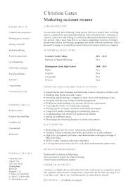 Marketing Resume Template Pin By On Fed And Sample Microsoft Word ...