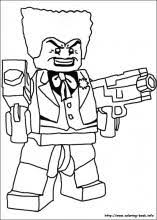 Small Picture Lego Batman coloring pages on Coloring Bookinfo
