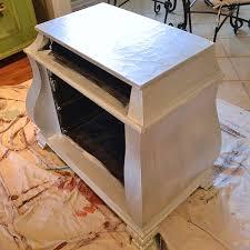 diy metallic furniture. Painting Furniture With Modern Masters Metallic Paints And Matte Metallics | DIY Tutorial Diy V