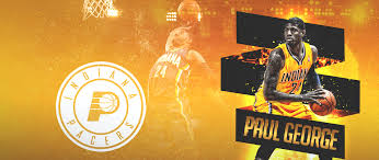 2560x1080 wallpaper paul george indiana pacers basketball nba