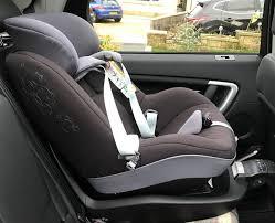 childs maxi cosi isofix seat base and seat