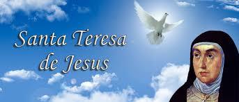 Resultado de imagem para Teresa de jesus