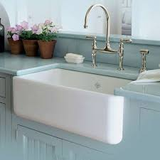 Form Versus Function…A Farmhouse Sink and That Perrin & Rowe