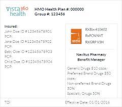Id - Vista360 Card Health 011
