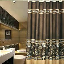 excellent chandelier shower curtain chandelier shower curtain vintage coffee patterned luxury curtains within plans 5 black chandelier shower curtain