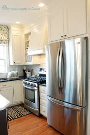 stove and refrigerator. side by lg french style refrigerator stove and