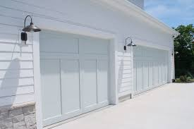 nautical outdoor lighting garage door