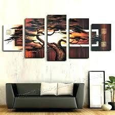 african american wall art wall art wall art and decor hand painted wall art tree sunshine african american wall art