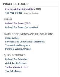 Practice Tools Bloomberg Law Tax