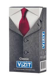 <b>Визит</b> Классик <b>презервативы №12</b> классические цена — 207 руб ...