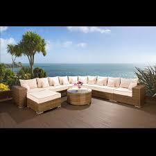 mive luxury outdoor garden 10 seater corner sofamodern garden west midlands