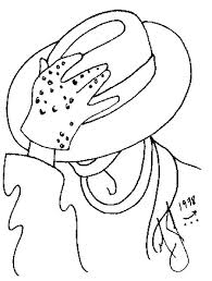 Michael Jackson Coloring Page Top Rated Coloring Page Images