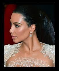 kim kardashian lasers her neck hair and