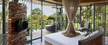 Contemporary Tree House Hotel Pool Bedroom Duplex Intended Design Decorating