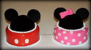 Birthday cakes for boy girl twins ~ Birthday cakes for boy girl twins ~ Mickey and minnie twins cakecentral