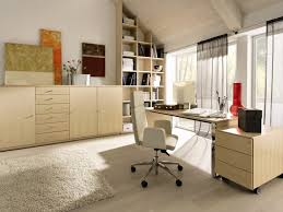 elegant home office furniture. office furniture elegant home interior design ideas with dark brown wooden fascinating of rectangle shape table and wheeled storage