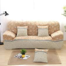 armless sofa slipcover simple style elastic sofa covers printed couch seat slip durable ready made armless sofa slipcovers