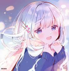 Ảnh anime cute đẹp, dễ thương