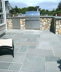 cost thermal blue stone bluestone pavers average of paver installation patio patios tumbled