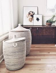 Pretty Laundry Baskets Stunning 32 Stylish Swaps For Your Bedroom Makeover Home Is Where The Is