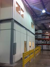 mezzanine office space. Two Story Modular Office Mezzanine Space