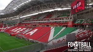 Kazan Arena Fc Rubin Kazan Football Tripper