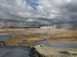 Namafjall (sulfur mud pits along ring road) - Myvatn, Iceland   Trip  advisor, Northeast region, Lake