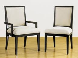 Modern Upholstered Dining Chairs Awesome Modern Fabric Dining Chair  Designcorner
