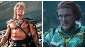 Former He-Man Dolph Lundgren believes Masters of the Universe landed him  the role of King Nereus in Aquaman