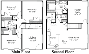 modular home floor plans sea gull 1 two story modular home floor plan designed for coastal