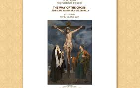 full text of way of the cross tations