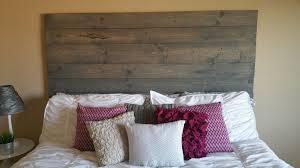 Diy Wood Headboard Diy King Headboard Ideas Simple To Make