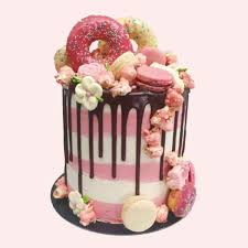 Pink Sweetheart Birthday Cake Anges De Sucre