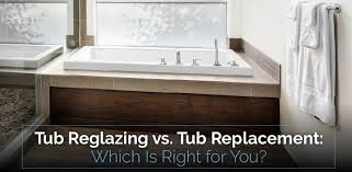 what s involved with a bathtub replacement