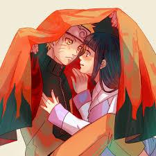 Naruto Uzumaki and Hinata Hyuga - Uzumaki Naruto Fan Art (39926657) - Fanpop