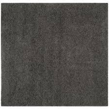 safavieh modera dark gray 7 ft x 7 ft square area rug