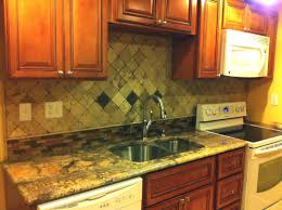 Tan Brown Granite Countertops Kitchen Colonial Kitchen Design Santa Cecilia Granite Countertops Tan