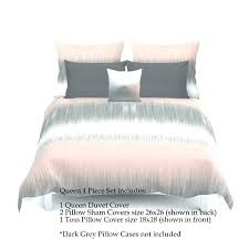 pink and grey bedding grey white duvet cover blush grey duvet cover blush grey white bedding pink and grey bedding