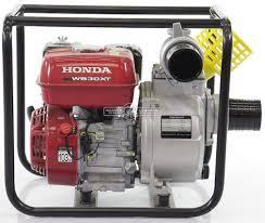 <b>Мотопомпа</b> бензиновая <b>Honda WB30XT3</b> DRX для ...
